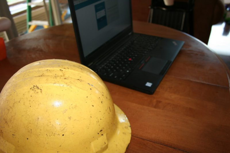 incorporate contractor small business