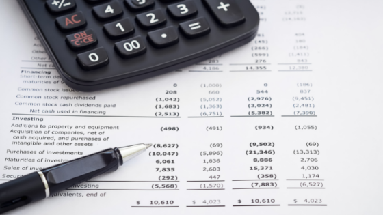 Why CPA is going to standardized financial statements